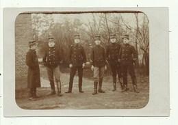 Militairen - Kamp Van Beverloo- Fotokaart ( 2 Scans) - Leopoldsburg (Camp De Beverloo)
