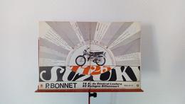 Ancienne Publicité De Presse Moto Suzuki T125 De 1970 - Motos