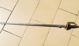 SABRE OFFICIER D'INFANTERIE FRANCAIS Guerre 14/18 - Knives/Swords