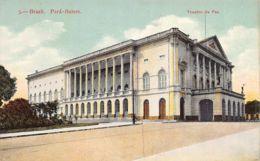 Brasil - BELEM - Theatro Da Paz - Ed. Eduardo A. Fernandes 3. - Belém
