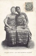 Ghana - The Two Sisters - Albino Woman And Her Sibling - Publ. Unknown. - Ghana - Gold Coast