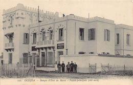 OUJDA - Banque D'Etat Du Maroc, Façade Principale, Côté Nord - Morocco