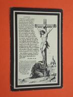 Josepha Verhulst - Claessens Geboren Te Gheel 1842 En Overleden Te Merxem  1897  (2scans) - Religión & Esoterismo