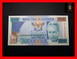 TANZANIA 100 Shilingi 1993 P. 24   UNC - Tanzanie
