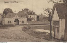 """Astenet - Lontzen - Burg """"Tor"""" - Kapelle - Chapelle - 2 Scans - Lontzen"""