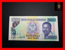 TANZANIA 500 Shilingi 1993 P. 26 A   AU - Tanzanie