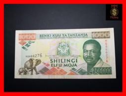 TANZANIA 1.000 1000 Shilingi 1993 P. 27 C  VF+ - Tanzanie
