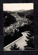 Österreich - GUTENSTEIN - Mariahilfberg - Höhenstrasse , Blick V.d.Kenzel Auf GUTENSTEIN - Gutenstein