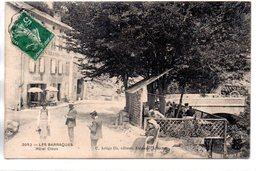 Hautes Alpes : Les Barraques : Hôtel Cieux - France