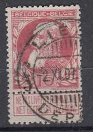 BELGIË - OPB - 1905 - Nr 74 - Brugstempel (LIEGE/DEPART) - COBA + 10.00 € - 1905 Thick Beard