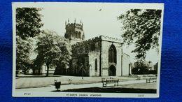 St. Mary's Church Stafford England - Wolverhampton