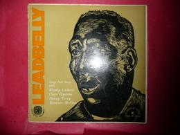 LP33 N°4271 - LEADBELLY - FWX-M- 52488 - TRES BELLE GALETTE - Blues