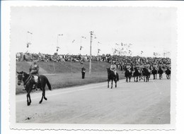 INDOCHINE - DEFILE DU 11 NOVEMBRE 1938 A HANOÏ - Militaria