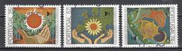 Portugal Mi 1717,1719 Europa Milieu Gestempeld  Fine Used - 1910-... République