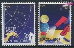 Kosovo 132-133 (kompl.Ausg.) Postfrisch 2009 Astronomie (9445581 - Kosovo