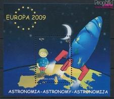 Kosovo Block11 (kompl.Ausg.) Postfrisch 2009 Astronomie (9445580 - Kosovo