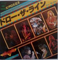 Aérosmith - 45t Vinyle - Draw The Line - Japon - Hard Rock & Metal