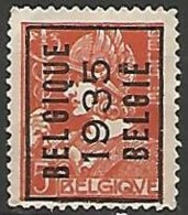 BELGIQUE / PREOBLITERE N°  COB 289 OBLITERE - Typo Precancels 1932-36 (Ceres And Mercurius)