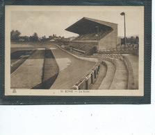 Théme-Sport-FOOTBALL-Une Vue Du STADE De FOOTBALL De La Ville De BONE-ALGERIE-Les Tribunes - Football