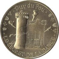 2020MDP195 - LES EPESSES - Puy Du Fou 18 (le Secret De La Lance 2) / MONNAIE DE PARIS - Monnaie De Paris