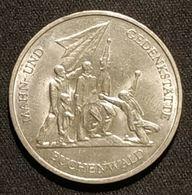 RDA - ALLEMAGNE - 10 MARK 1972 - Mémorial De Buchenwald - KM 38 - [ 6] 1949-1990 : RDA - Rep. Dem. Tedesca