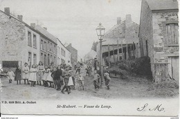 SAINT - HUBERT ..-- DVD 8546 .Vers MAASTRICHT ( Melle Maria FRISSEN ) . Voir Verso . - Saint-Hubert