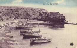 Le Cap D' AGDE  Barques à Voiles RV - Agde