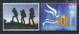 Kosovo 68-69 (kompl.Ausg.) Postfrisch 2007 Pfadfinder (9445585 - Kosovo
