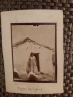 Constantine (en Photo) Femme Arabes .Algérie - Constantine