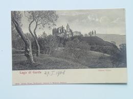Caino 10070 Lago Di Garda Brescia 1900 Chiesa Ed J. Hosp Nr 73525 - Other Cities