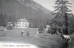 MORGINS     Grand Hôtel Victoria   Et Les Alpages - VS Valais