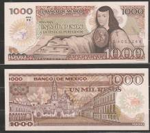 MESSICO (MEXICO)  : 1000  Pesos - 1985 - P85 - UNC - Mexiko