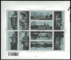 BL94 OBP / COB  3074-3083 Blok/bloc 94** Toerisme. De Kastelen Van België - Postfris / Neuf - Blocs 1962-....