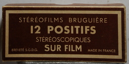 BRUGUIÈRE  STÉRÉOFILMS  : LA BAULE - GUÉRANDE - Visionneuses Stéréoscopiques