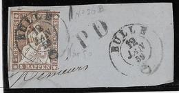 Suisse N°26 - Oblitéré - TB - Gebraucht