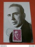 RUMÄNIEN 2071 Vasile Parvan - Archäologe -- Constanta 01.02.1971 (also Kein FDC !) MK MC Maximum Card (2 Foto)(60786) - Maximumkarten (MC)
