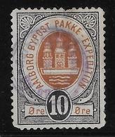 Danemark Aalborg Pakke Expédition - B/TB - Lokale Uitgaven