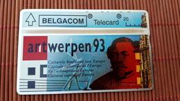 S 63 Antwerp 93 Used 363 G - Zonder Chip