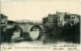 MURCIA  El Puente De Segura  Hamado Puente Viejo  X Pola Pula Istra 1904 - Murcia