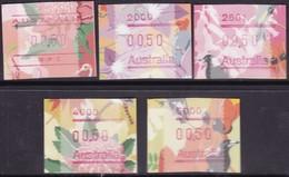 "Australia 2003 Frama Sc ? Mint Never Hinged ""set Of 5"" - 2000-09 Elizabeth II"