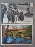 LOT DE 54 CPA FRANCE DIVERSES ,TOUTES EN PHOTOS - Cartes Postales