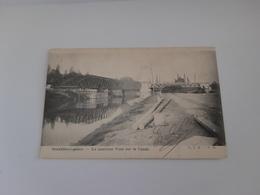 BRUXELLES-LAEKEN Le Nouveau Pont Sur Le Canal - Laeken