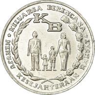 Monnaie, Indonésie, 5 Rupiah, 1974, TTB+, Aluminium, KM:37 - Indonesia