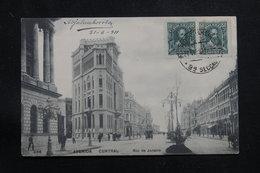 BRÉSIL - Affranchissement Plaisant De Rio De Janeiro Sur Carte Postale Pour La France En 1911 - L 60885 - Briefe U. Dokumente
