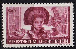 LIECHTENSTEIN [1941] MiNr 0196 ( OG/no Gum ) Trachten - Ungebraucht