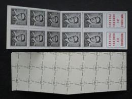 Boekje / Carnet N° 3 B3 ** 1970 Z.M. Koning Boudewijn 1561 1561F 1561a - Booklets 1953-....