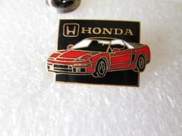 PIN'S   HONDA  NSX   Email Grand Feu - Honda