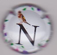 Capsule Champagne COLLIN OLivier ( 14e ; Lettre N ) {S21-20} - Champagne