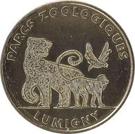 2020MDP188 - LUMIGNY - Parcs Zoologiques (Lumigny) / MONNAIE DE PARIS - Monnaie De Paris