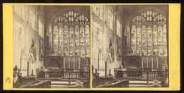 Stereoview - Parish Church, STRATFORD-on-AVON - Stereoskope - Stereobetrachter
